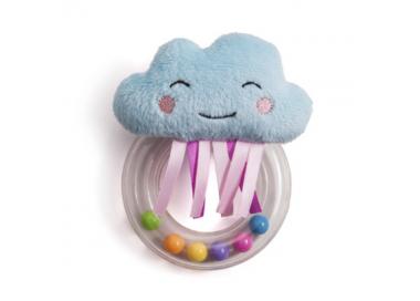 Sonajero Anillo Nube Pastel ideal como primer regalo para bebés