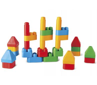 Juego Construcción Arquitectura de Poly-M Juguetes Educativos