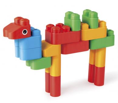 Juego Construcción Animales para dar rienda suelta a la imaginación
