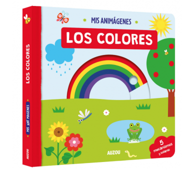 Libro de los Colores Animagenes para bebés