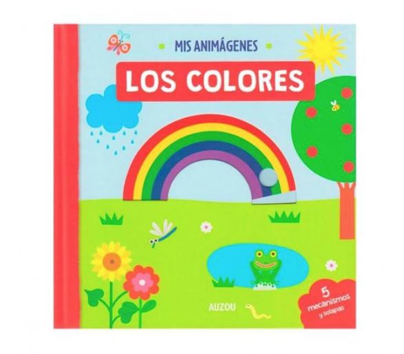 Libro de los Colores Animagenes para dar a cambio del móvil