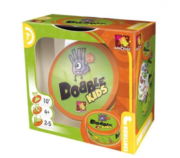 Juego de Mesa Dobble Kids para jugar con amigos