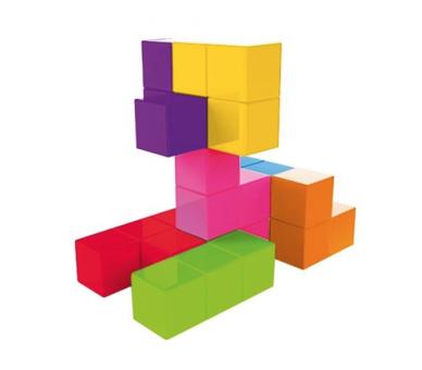 Cubimag Juego de Lógica para hacer figuras
