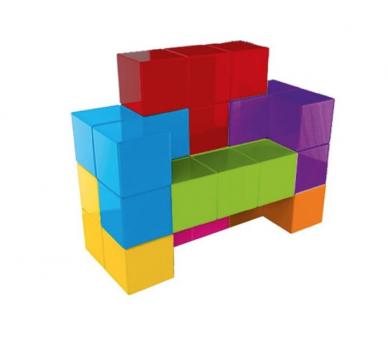 Cubimag Juego de Lógica para jugar todos juntos en familia