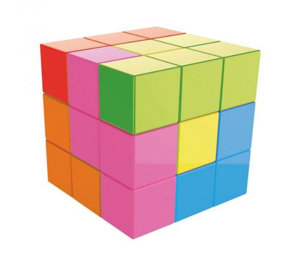 Cubimag Juego de Lógica para jugar fuera de casa