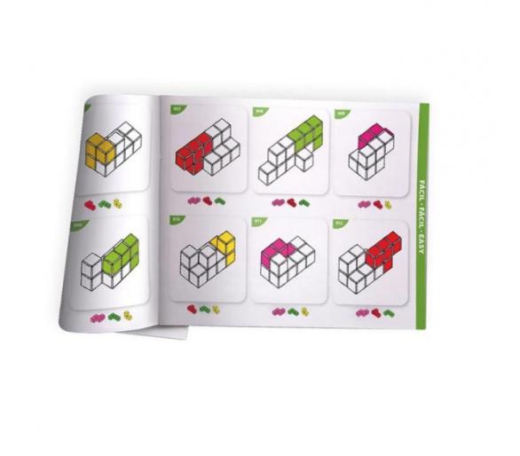 Cubimag Juego de Lógica para aprender y divertirte