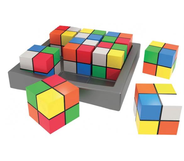 Juguete Educativo Color Cube Sudoku Juego de Lógica