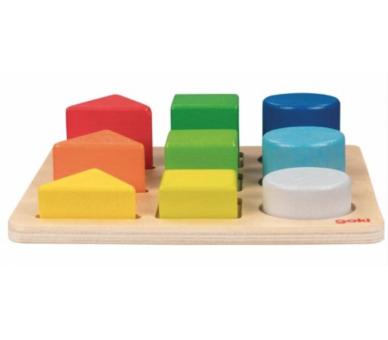 Juguete Educativo en pequeño formato ideal para ofrecer a cambio de pantallas