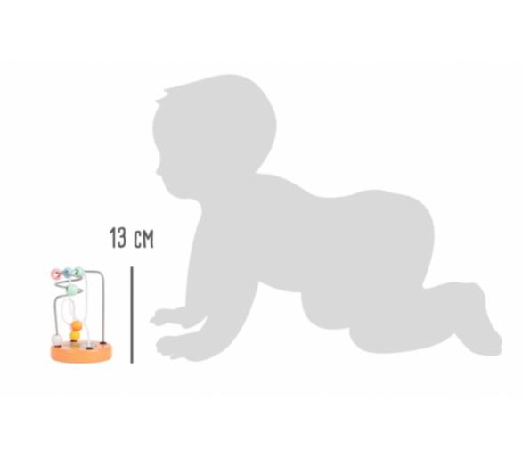 Juguete Educativo para Bebés Circuito de motricidad