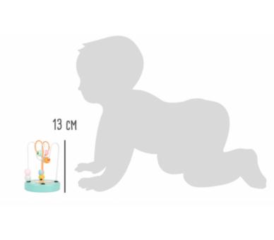 Juguete Educativo ideal para trabajar la motricidad fina en los bebés