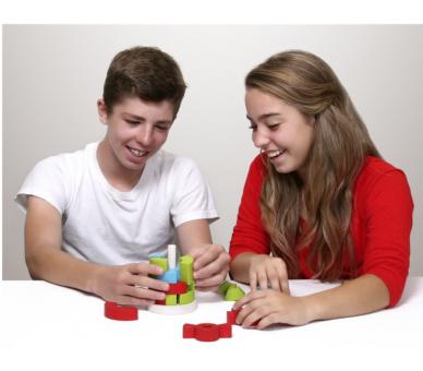 Juego de Lógica para jugar y divertirse mientras aprenden