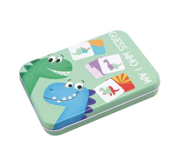 Asocia y Encaja Dinosaurios Puzzle Juguete Educativo