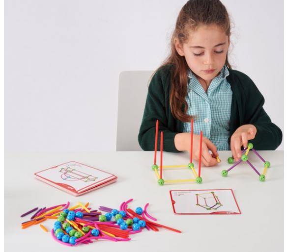 Set de Construcción Geo Kit Juguete Educativo