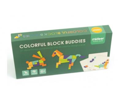 Juego de Construcciones de Figuras para jugar sin pantallas