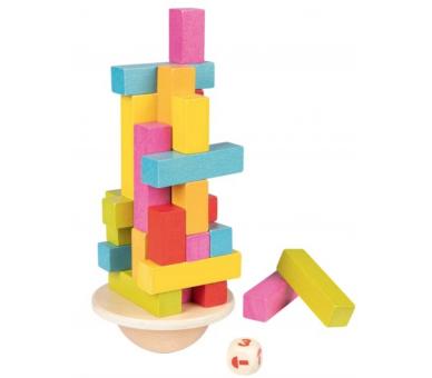 Juego de Equilibrio Torre +5