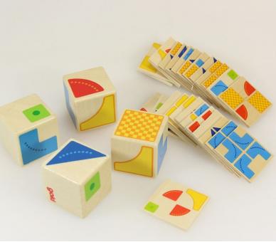 Juego de Puzzle Kubus para llevar a todos sitios y ofrecer a cambio del móvil