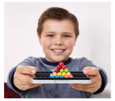 Juego Lógica IQ PUZZLER STEAM para jugar sin pantallas
