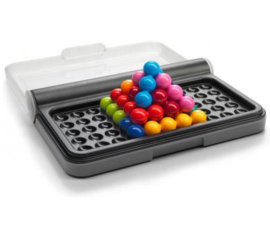 Juego Lógica IQ PUZZLER STEAM se pueden crear muchísimas construcciones