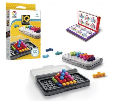 Juego Lógica IQ PUZZLER STEAM +6