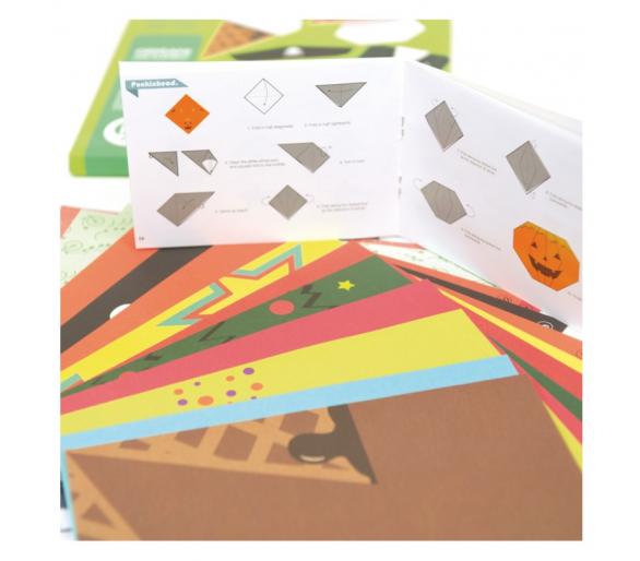 Origami Papel Figuras Cotidianas +4