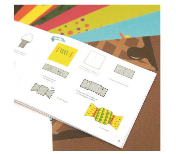 Origami de Papel para dar rienda suelta a la imaginación