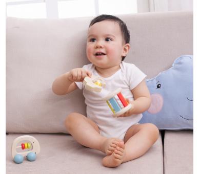 Sonajero Rodari Colores Arco Iris para bebés
