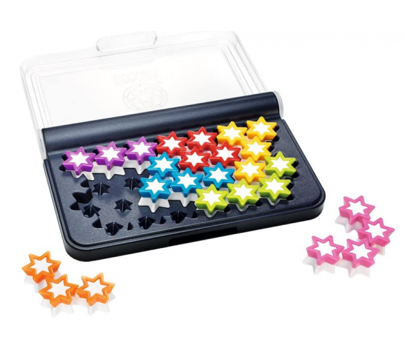 Juego Lógica IQ STARS STEAM para mayores de 6 años