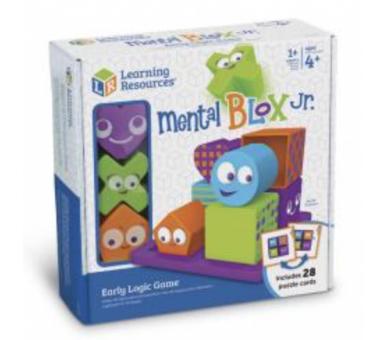 Juego STEAM Lógica Mental BLOX Junior para aprender jugando